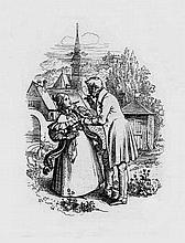 Schwind, Moritz von: Almanach von Radierungen