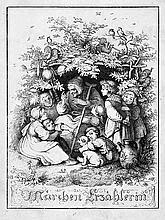 Bechstein, Ludwig: Deutsches Märchenbuch