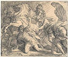 Schnorr von Carolsfeld, Julius: Der Sturz des Paulus