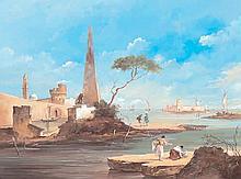 Guardi, Francesco - Nachfolge: Ein venezianisches Capriccio