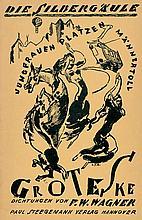 Wagner, Friedrich Wilhelm: Jungfraun platzen männertoll + 3 Beigaben