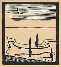 Edschmid, Kasimir und Georgi, Hermann - Illustr.: Bilder/Lyrische Projektionen