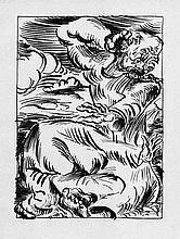 Meidner, Ludwig: Septemberschrei (Widmungsexemplar)