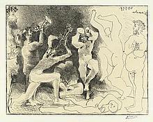 Picasso, Pablo: La danse de faunes