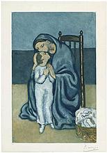 Picasso, Pablo: nach. Maternité