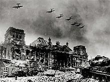 Chaldej, Jewgeni: Planes over the Reichstag