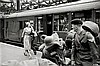 Cartier-Bresson, Henri: Waterloo Train Station, London