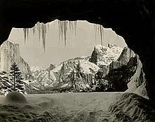 Adams, Ansel: Yosemite Wawona Tunnel