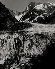 Almasy, Paul: Mont-Blanc glacier