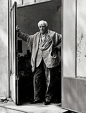 Strand, Paul: Georges Braque, Varangeville, France
