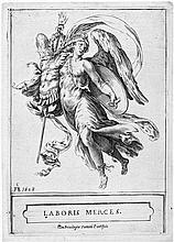 Alberti, Cherubino: Laboris Merces (Allegorie des Sieges)