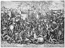 Broeck, Barbara van den: Die Belagerung von Karthago