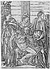 Brescia, Bartolomeo Lulmus da: Die Beweinung unter dem Kreuz