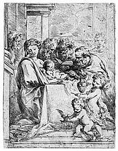 Biscaino, Bartolomeo: Die Beschneidung