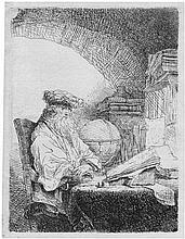 Bol, Ferdinand: Der Astrologe