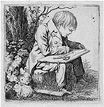 Erhard, Johann Christoph: Der Maler Hoffmann (Der Künstler, ein Zwerg)