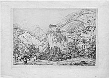 Erhard, Johann Christian: Der Georgenberg bei Schwaz in Tyrol