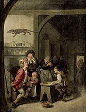 Molenaer, Jan Miense: Beim Dorfchirurg
