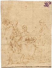 Caccia, Guglielmo: Christus unter den Schriftgelehrten