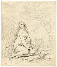Furini, Francesco: Nachfolge. Die büßende Maria Magdalena