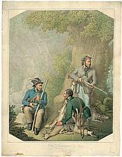 Opiz, Georg Emanuel: Die Wildschützen