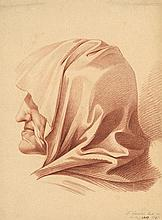 Strixner, Johann Nepomuk: Kopf einer Sybille