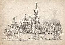 Poelzig, Hans: Natur, Kultur, Architektur. Frühe Studien. Zwei frühe Skizzenhefte