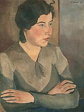 Buchheit, Marga: Bildnis einer jungen Frau