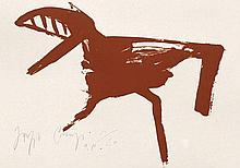 Beuys, Joseph: Zeichen aus dem Braunraum