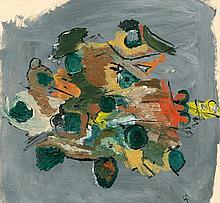 Cavael, Rolf: Abstrakte Komposition