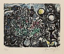 Chagall, Marc: L'aube (Dawn)