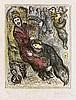 Chagall, Marc: Le Roi David à la lyre