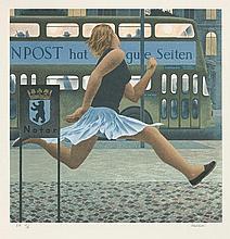 Colville, Alexander: Berlin Bus