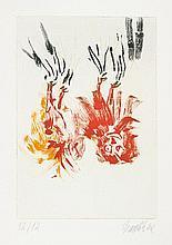 Baselitz, Georg: Manets Hunde