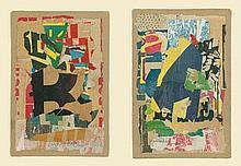 Aeschbacher, Arthur: Monsieur Stocké; Rodin L'Etrange