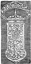 Aldegrever, Heinrich Entwurf für eine