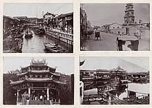 China: Views of Shanghai, Tsingtau, Hongkong and Amoy