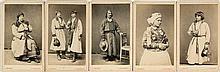 Krieger, Ignacy: Portraits of Polish types