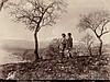 Gloeden, Wilhelm von: Taormina during almond tree blossoming