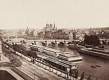 Paris: Selected views of Paris