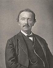 Schliemann, Heinrich: Portrait of Heinrich Schliemann