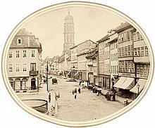 Steuber, Gebrüder: Views of Göttingen