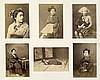 Stillfried-Ratenicz, Baron Raimund von and Michael Moser  -: Portraits and genre scenes