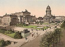 Berlin: Views of Berlin and Potsdam