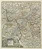 Mainz (Homann): Electoratus Moguntinus