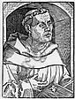 Baldung, Hans: Bildnis Martin Luther