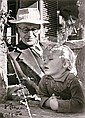 Hesse, Hermann: Signierte Porträtfoto-Karte 1956