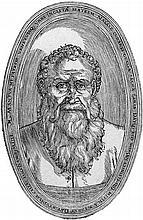 Italienisch: um 1540/60. Bildnis des Schriftstellers Marco Guazzo