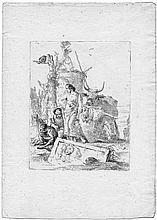 Tiepolo, Giovanni Battista: Junge Hirtin