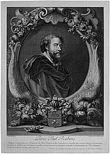 Audran, Jean: Bildnis Rubens
